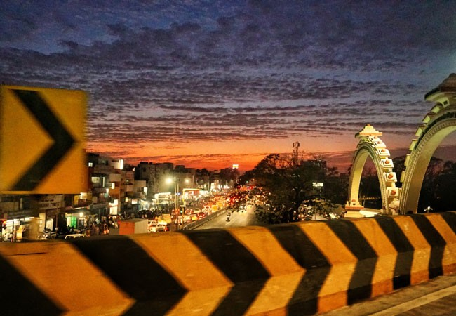 chennai facts survival guide road