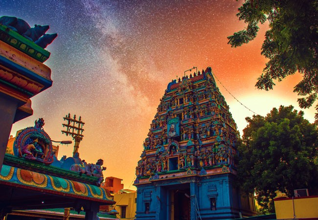 chennai facts survival guide temple