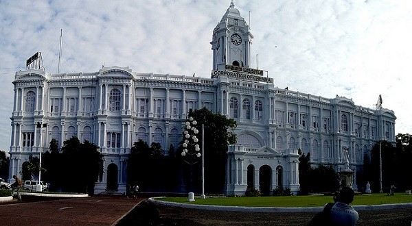 places not to miss when visiting chennai ripon building