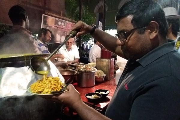 reasons to visit chennai street food
